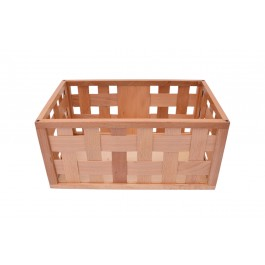 CESTINO - wooden basket - NEW PRODUCT !