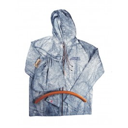 VINTAGE RAIN JACKET - LIGHTBLUE - NEW PRODUCT !