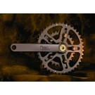 White Industries - Mountain / Road VBC Crank Set